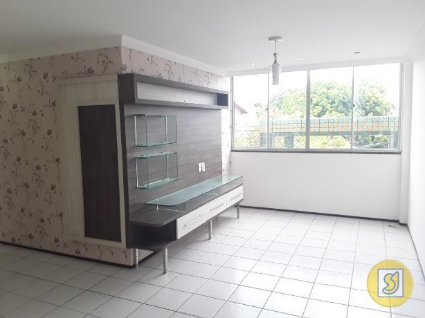 Apartamento para alugar com 2 dormitórios em Alagadiço novo, Fortaleza cod:49627 - Foto 2