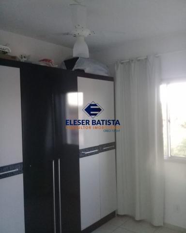 Apartamento à venda com 2 dormitórios em Condomínio sevilha, Serra cod:AP00188 - Foto 7