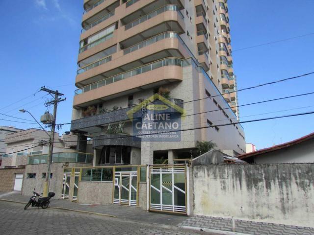 Apartamento à venda com 2 dormitórios em Tupi, Praia grande cod:ES293