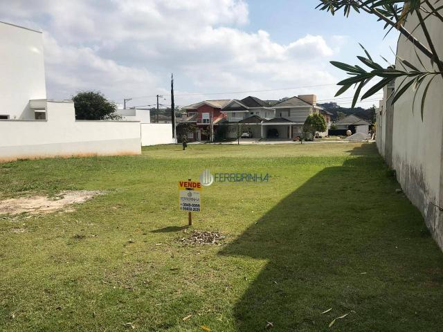 Terreno à venda, condomínio altos da serra vi, 250 m² - urbanova - são josé dos campos/sp
