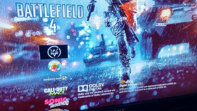 PS3 na caixa + 23 jogos