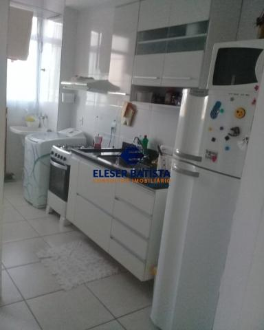 Apartamento à venda com 2 dormitórios em Condomínio sevilha, Serra cod:AP00188 - Foto 4
