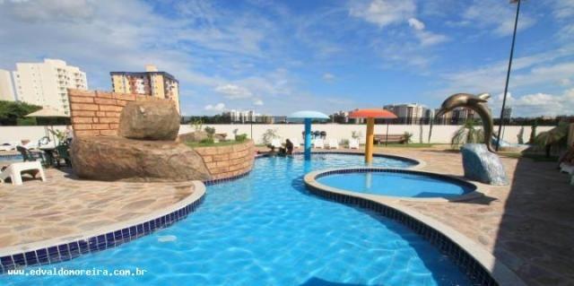 Apartamento 3 quartos para temporada em caldas novas, golden dolphin supreme, 3 dormitório - Foto 12