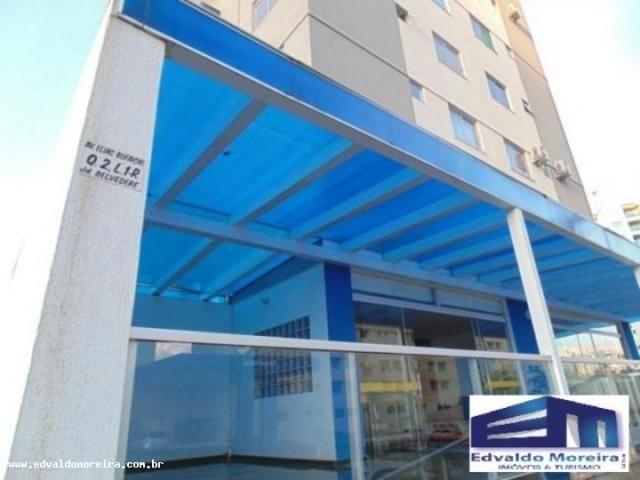 Apartamento 2 quartos para temporada em caldas novas, cezar park, 2 dormitórios, 1 banheir - Foto 12