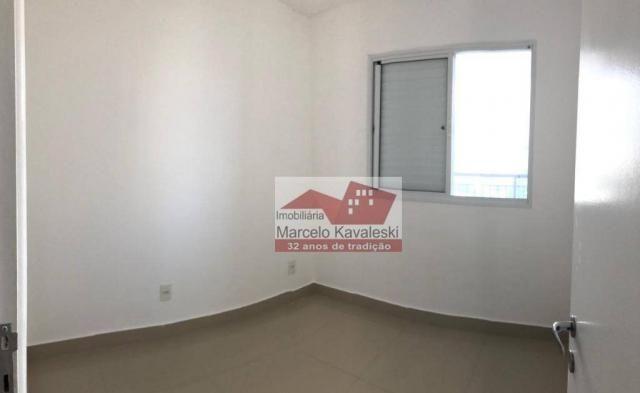 Apartamento novo !!! otimo condominio e boa localização!!! - Foto 11