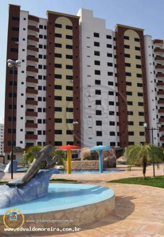 Apartamento 3 quartos para temporada em caldas novas, golden dolphin supreme, 3 dormitório - Foto 17