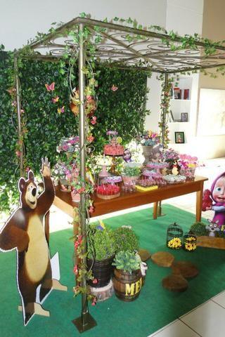 Vendo 1 pergolado e 4 painéis para decoração de festas - Foto 2