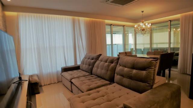 Apartamento 4 Suítes, 189 m², semi mobiliado na Graciosa - Excellence Tower - Foto 2