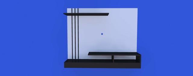 Moveis planejado. tamos na promoção de painel de TV. material alumínio composto
