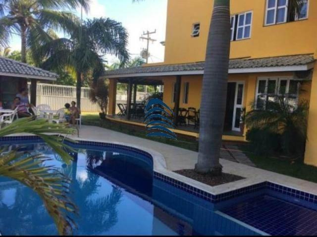 Casa à venda com 5 dormitórios em Stella maris, Salvador cod:NL1169G - Foto 16