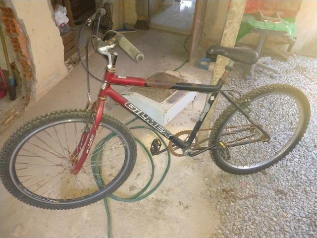 Vendo bicicleta Gilmex