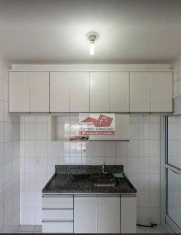 Apartamento residencial para locação, Vila Dom Pedro I, São Paulo. - Foto 10