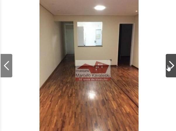 Apartamento com 3 dormitórios para alugar, 82 m² por r$ 2.400/mês - vila são josé (ipirang