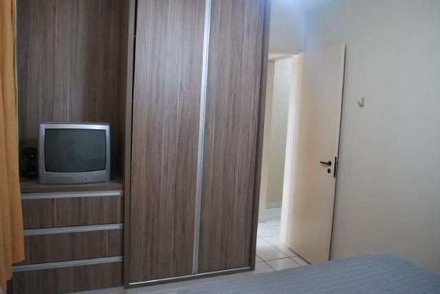Apartamento 1 quarto para temporada em caldas novas, aguas da fonte, 1 dormitório, 1 banhe - Foto 14