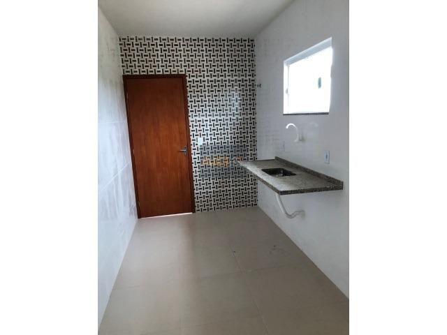 Casa 2 quartos / suíte / Primeira locação - Foto 13