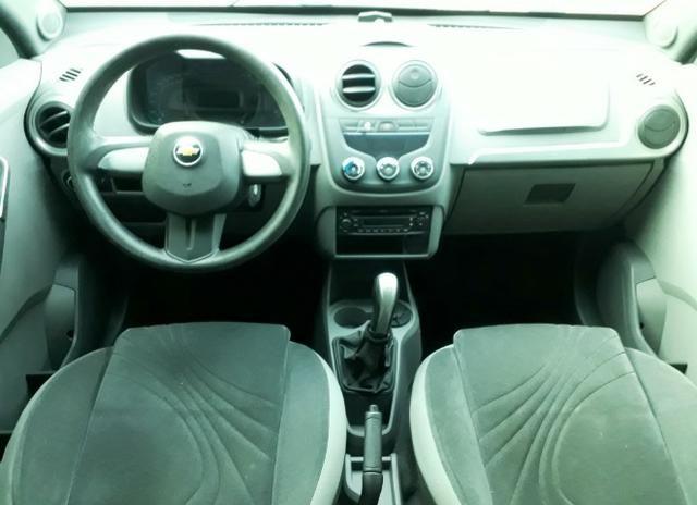 Chevrolet Agile LTZ 1.4 Completo placa A - Foto 2