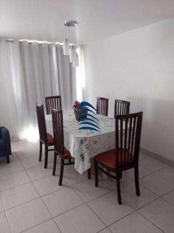Casa de condomínio à venda com 3 dormitórios em Stella maris, Salvador cod:NL1053G - Foto 4