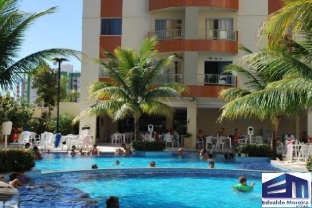 Apartamento 1 quarto para temporada em caldas novas, jardins das thermas, 1 dormitório, 1 - Foto 10