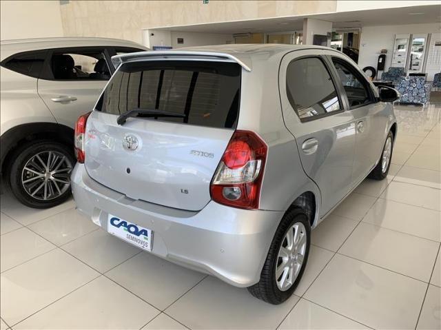 Toyota Etios 1.5 x Plus 16v - Foto 4