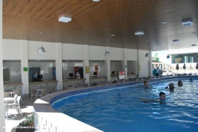 Apartamento 3 quartos para temporada em caldas novas, di roma internacional, 3 dormitórios - Foto 13