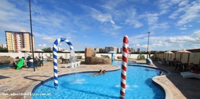 Apartamento 3 quartos para temporada em caldas novas, golden dolphin supreme, 3 dormitório - Foto 13