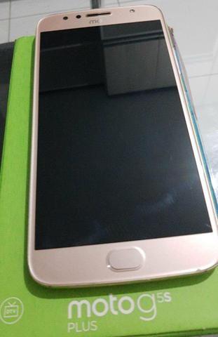 MotoG 5S plus ouro rose - Foto 2