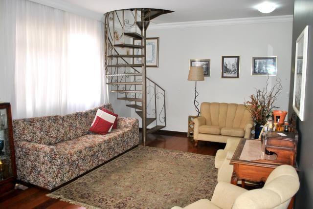 Cobertura à venda, 3 quartos, 2 vagas, buritis - belo horizonte/mg - Foto 3