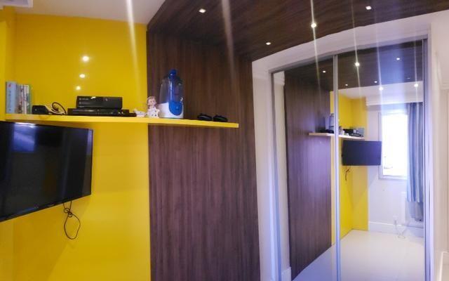 2 quartos c/ suíte montado e decorado - Colinas de Laranjeiras - Foto 17