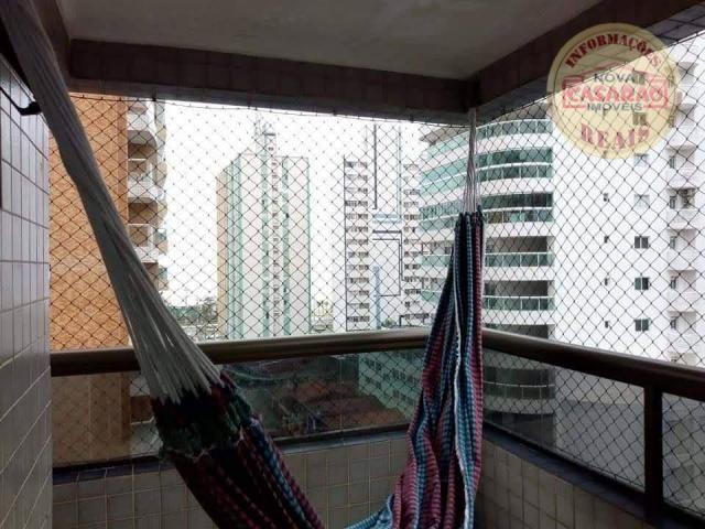 Apartamento com 2 dormitórios à venda, 89 m² por R$ 285.000 - Vila Tupi - Praia Grande/SP - Foto 4
