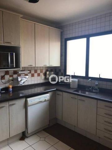Cobertura com 5 dormitórios para alugar, 371 m² por r$ 5.000/mês - vila seixas - ribeirão  - Foto 5