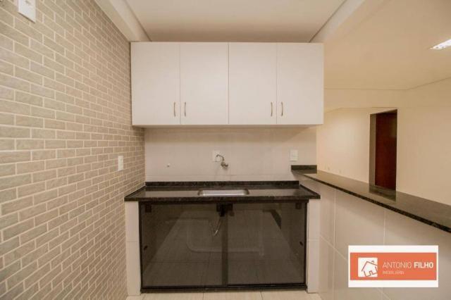Casa com 2 dormitórios para alugar por R$ 1.600/mês - Setor Habitacional Arniqueiras - Águ - Foto 11
