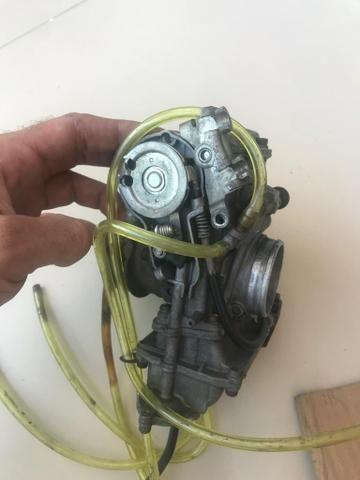Carburador husqvarna te 510, Smr 510 completo - Foto 3