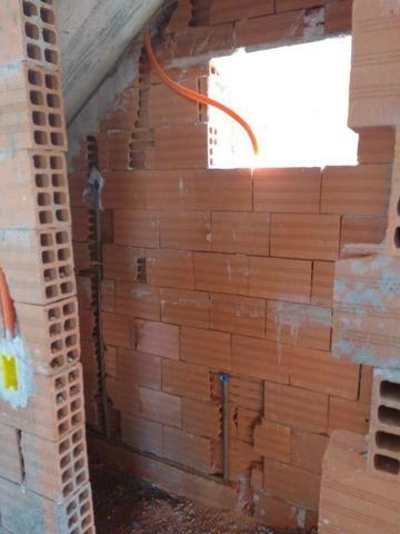 F-SO0446 Sobrado com 3 dormitórios à venda, 131 m² por R$ 690.000 - Uberaba - Foto 3