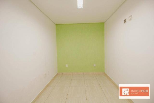 Casa com 2 dormitórios para alugar por R$ 1.600/mês - Setor Habitacional Arniqueiras - Águ - Foto 16