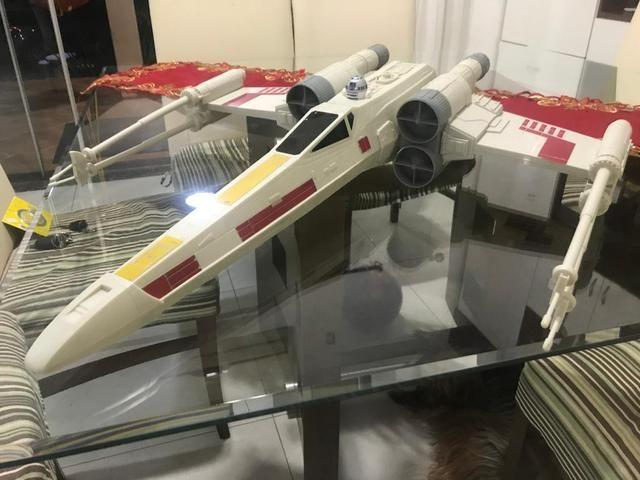 Nave Star Wars X-Wing 74cm - Foto 3