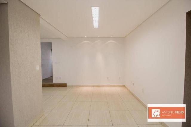 Casa com 2 dormitórios para alugar por R$ 1.600/mês - Setor Habitacional Arniqueiras - Águ - Foto 4