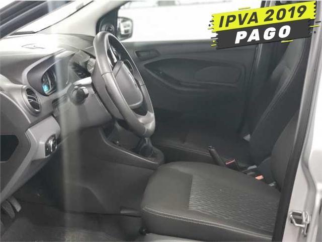 Ford Ka + 1.5 advanced 16v flex 4p manual - Foto 9