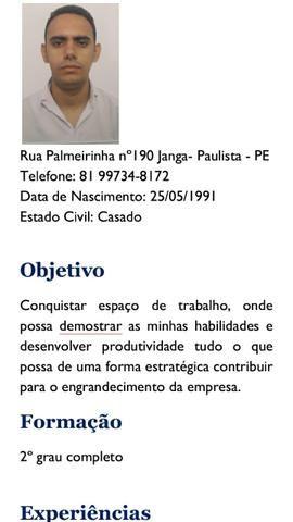 Cozinheiro profissional serv service Cozinha geral chinesa brasileira nordestina regional