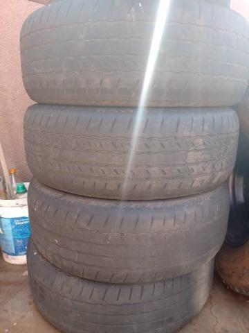 Vendo 4 pneus - Foto 2