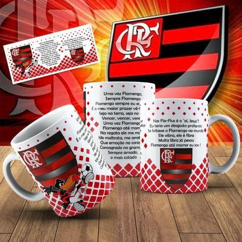Canecas do Flamengo com Seu nome! - Foto 6