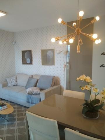 Apartamento com 2/4 e Lazer Completo na Região da Maraponga - ITBI + Registro Grátis - Foto 3