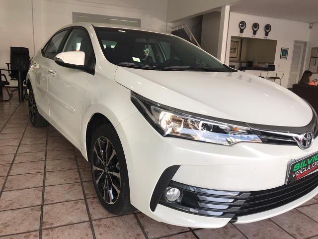 Corolla XEI Multi Drive S 2.0 2019 Branco Apenas 6 mil km