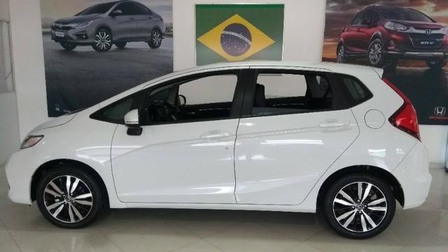 Honda Fit EXL 1.5 CVT - Zero Km - Mod 2020 - Foto 6