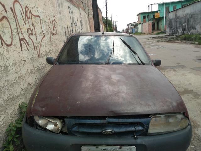 Vendo Ford Fiesta 97 - Foto 5