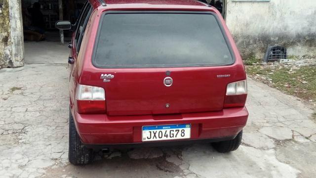 Fiat uno 2005 AR e alarme só - Foto 4