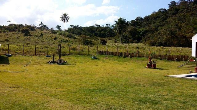 Sítio 8.000m², casa 6 suítes, lago, piscina, 600m BR-324, 22km Salvador - Foto 6