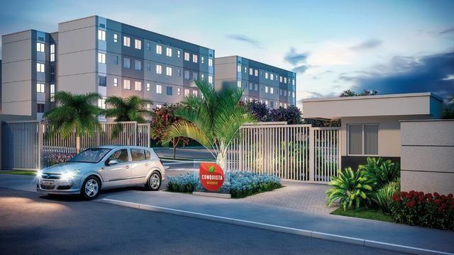 Apartamento com 2/4 e Lazer Completo na Região da Maraponga - ITBI + Registro Grátis - Foto 15
