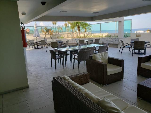 Lindo 3 quartos nascente na praia de Jatiuca, próximo a tudo - Foto 15