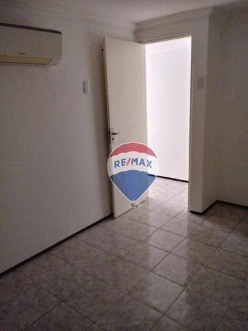 Casa com 2 dormitórios para alugar, 55 m² por R$ 780,00/mês - Cidade 2000 - Fortaleza/CE - Foto 10