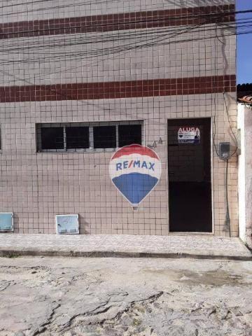 Casa com 2 dormitórios para alugar, 55 m² por R$ 780,00/mês - Cidade 2000 - Fortaleza/CE